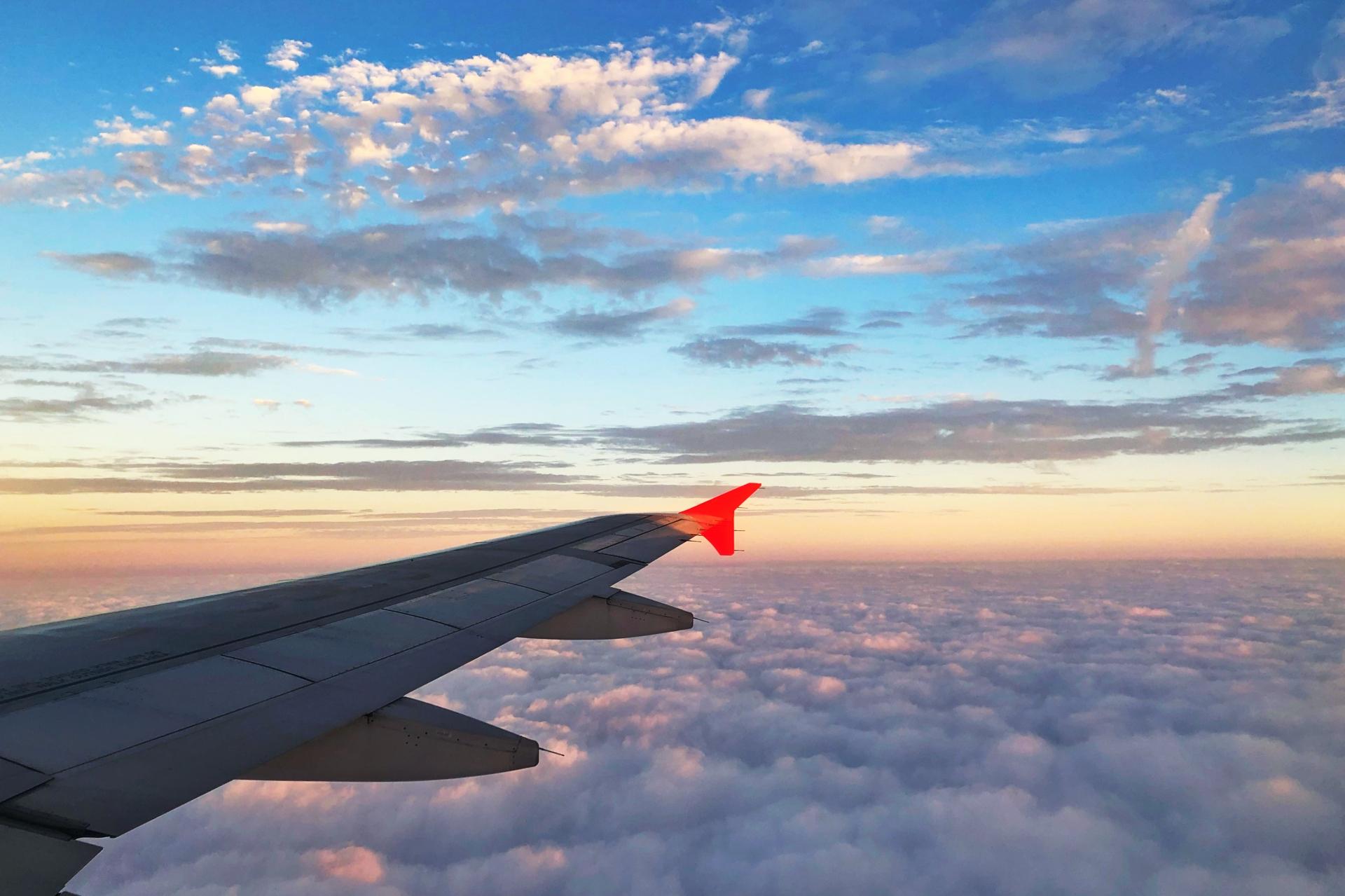 华北空管:双节总体气象条件适宜旅客乘坐飞机出行