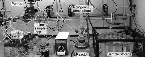 机器人化学家能够自行运行实验无需人工监督