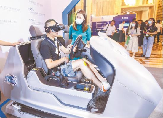 新型学车模式正在兴起即采用VR和人工智能技术