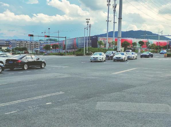 南宁集中整治一批交通拥堵点并对多个事故隐患点改造