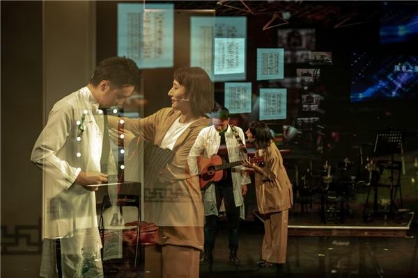 原创音乐舞台剧《无声不歌》将戏曲圈和戏剧圈产生联结