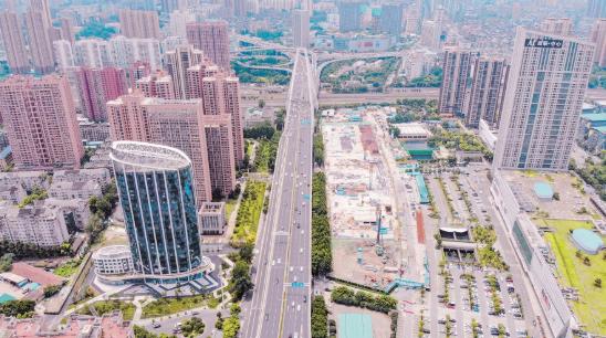 黄孝河铁路桥地下净水厂工程后续装饰装修将全面展开