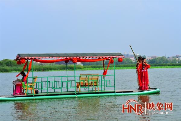 2021淮阳龙湖赏荷旅游月期间将开展多种系列活动