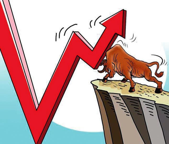 三大指数放量大涨 证券白酒板块联袂上攻
