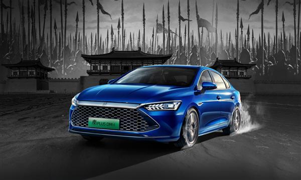 比亚迪已经成为了国内新能源汽车的龙头产业