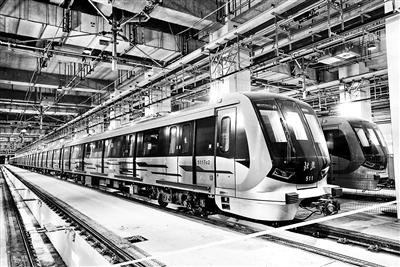 年底北京将有多段地铁线路开通 为大家带来更好的乘车体验