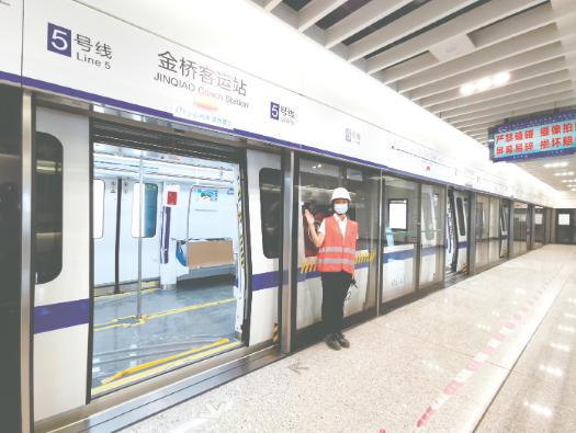 南宁地铁5号开始进入为期3个月的空载试运行工作