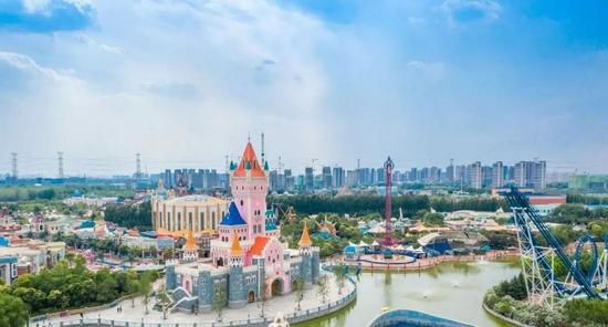 郑州方特欢乐世界实行门票5折预售 每天限量2000张