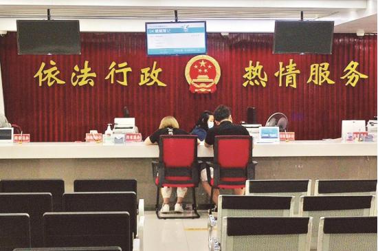 截至8月中旬武汉市共办理市内跨区结婚登记2868例