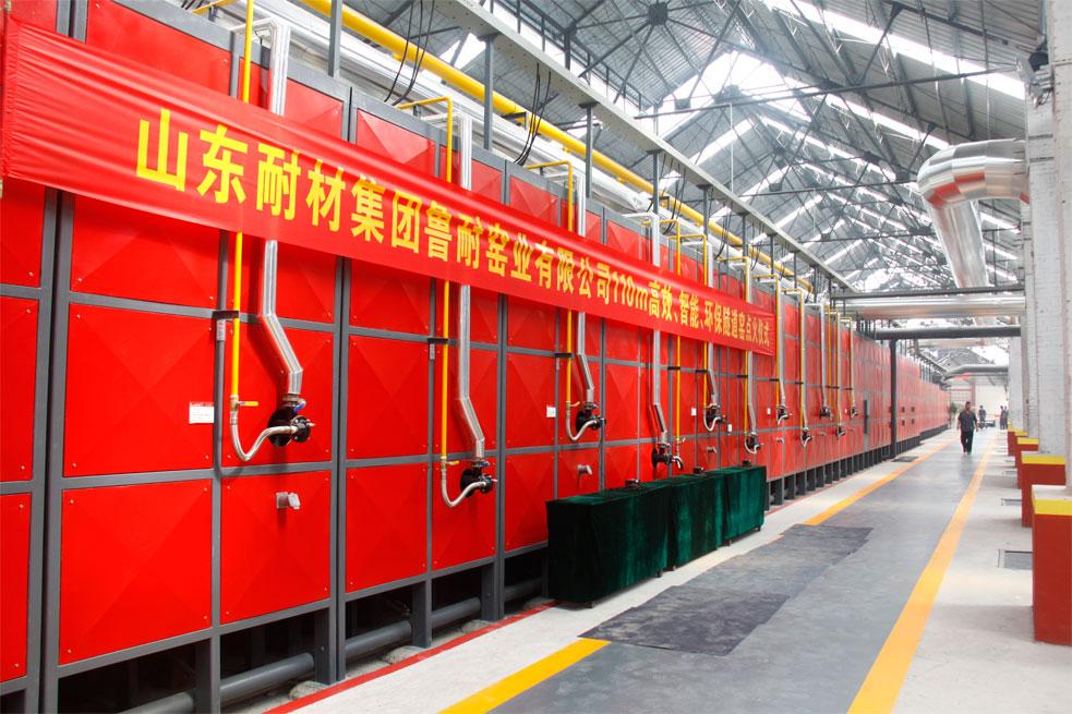 山东耐材8个月研发费用2400万元 为企业高质量发展提供了科技支撑