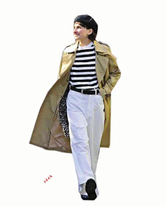 风衣款式风格多变各具特色 偏大地色系是经典