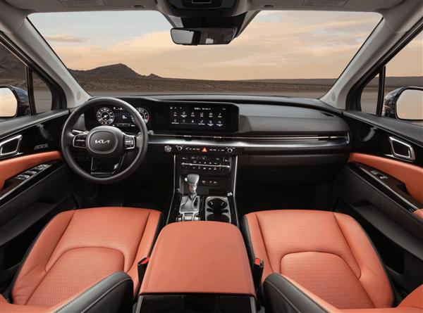 起亚嘉华新车共推出4款车型 全系搭载2.0T发动机