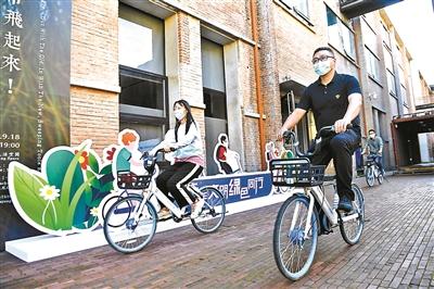 年内共享单车将引入北京所有行政区 门头沟区将首次引入