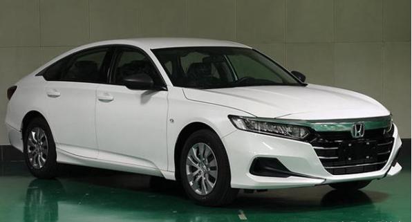 广汽本田新款雅阁混合动力车型搭载2.0L发动机