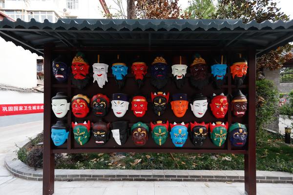 2021河洛文旅节沉浸式演艺展示纷繁多姿的文化艺术之美